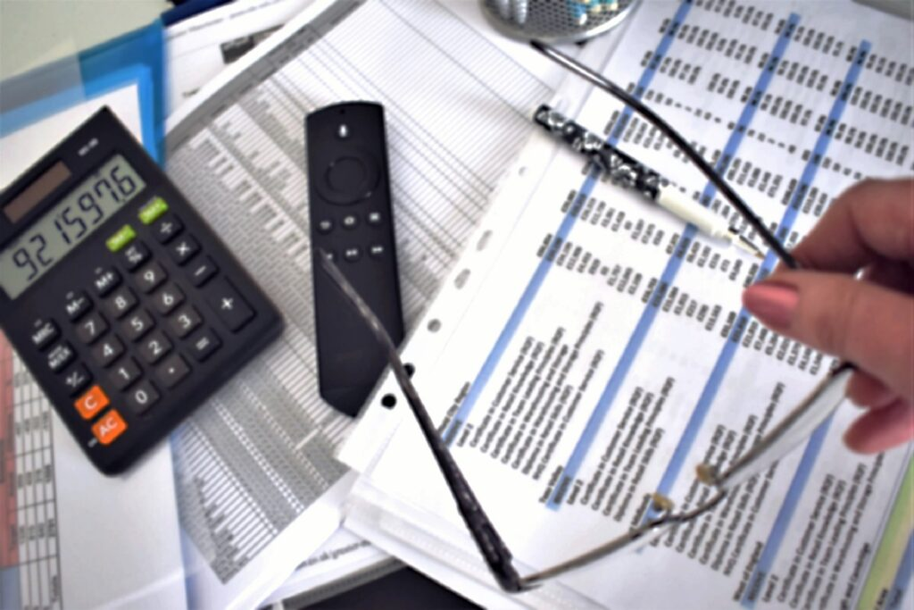 Bookkeeping outsourcing services